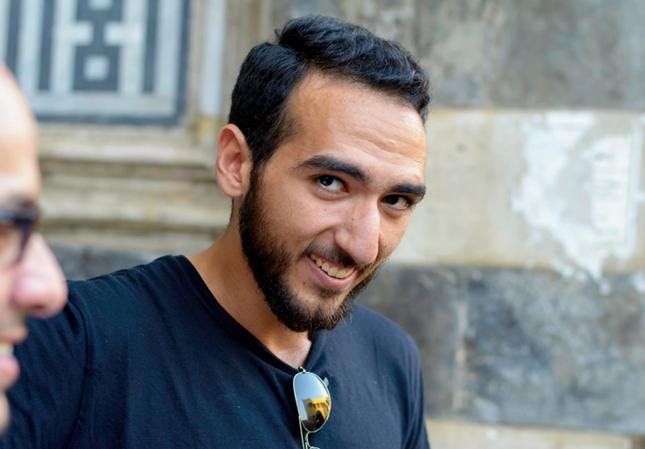 محمد أنور الحجري - قاص مصري