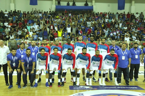 فريق المنامة لكرة السلة