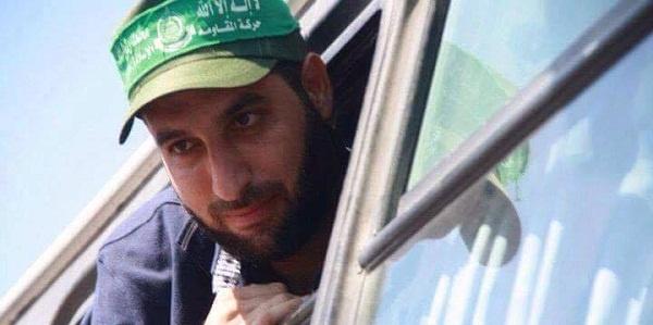 القيادي في حماس مازن الفقهاء