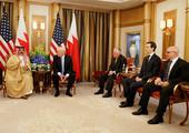 ترامب يقول العلاقات مع البحرين لن تكون متوترة بعد الآن