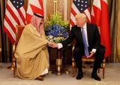 لدى لقاءه مع جلالة الملك... الرئيس الأميركي: علاقاتنا مع البحرين لن تشهد أي توتر بعد الآن