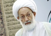 البحرين : الحبس سنةً للشيخ عيسى قاسم مع وقف التنفيذ