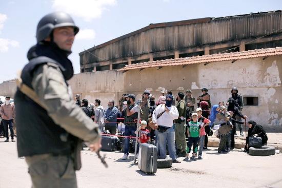 أخبار الكويت/ الحكومة السورية تعلن سيطرتها على كامل مدينة حمص