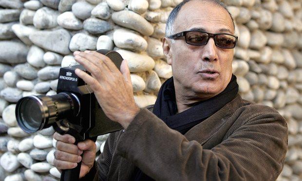 المخرج الإيراني عباس كياروستامي