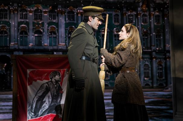 صورة من مسرحية
