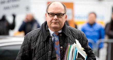 وزير الزراعة والتغذية الألماني كريستيان شميت