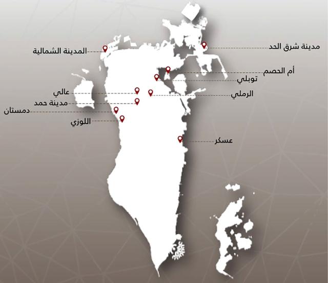 سمو ولي العهد يأمر بتوزيع 4200 وحدة سكنية في كافة المحافظات