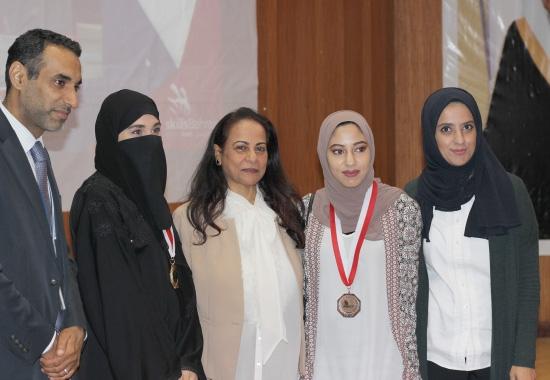 استضافت جامعة البحرين الطبية مسابقة الرعاية الصحية والاجتماعية والتي تنافس فيها طلاب التمريض في الجامعة