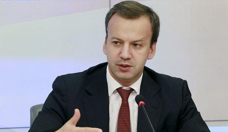 نائب رئيس الوزراء الروسيأركادي دفوركوفيتش