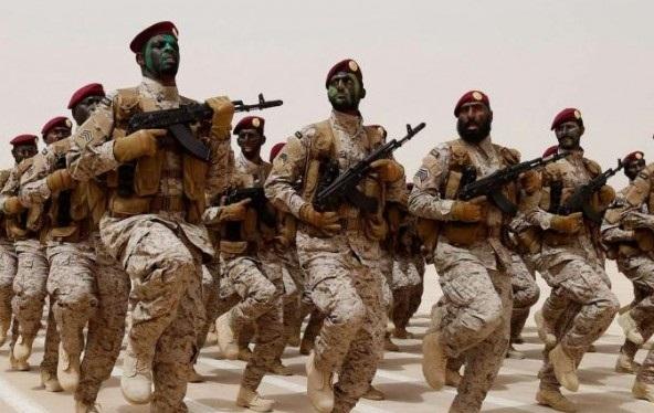 إصابة 6 عسكريين قطريين في السعودية