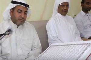 بالفيديو... مجلس عائله سيد حيدر في منطقة المالكية