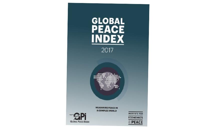 غلاف مؤشر السلام 2017