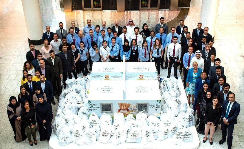 ستتولى «الجمعية الإسلامية» البحرينية مهمة توزيع التبرعات على الأسر المتعففة