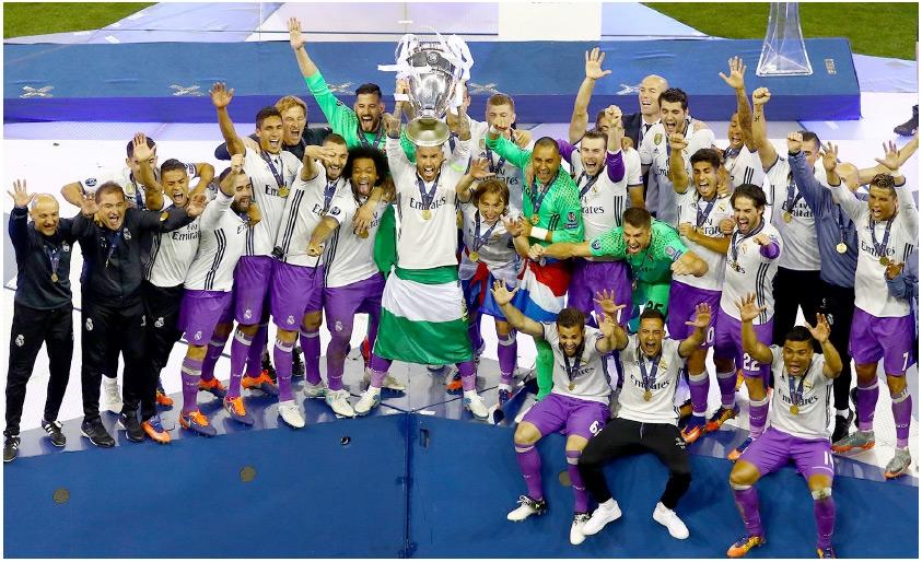 أفراح ريالية بتتويج الفريق بلقب دوري أبطال أوروبا للمرة الـ 12 - REUTERS